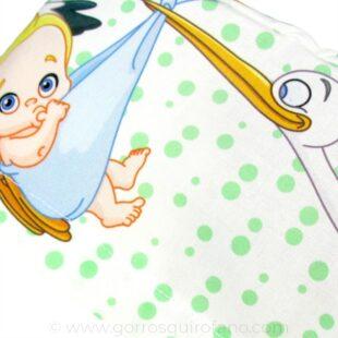 Gorros Matronas Bebes Cigueñas - 344a
