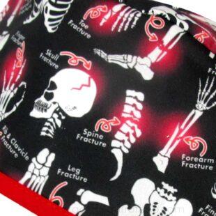 Gorros quirofano traumatologs huesos - 811a