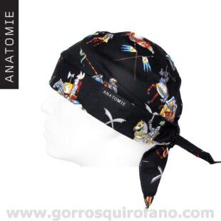 ANATOMIE BANDANA 013 Quirofano Caballeros