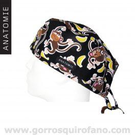 Gorros Quirofano ANATOMIE Monos Platanos ANA047