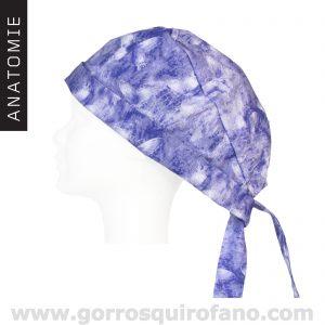 Gorros quirofano ANATOMIE 030 Superlazo Mariposas