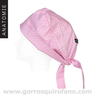 Gorros quirofano ANATOMIE Superlazo 027 Cancer Mama