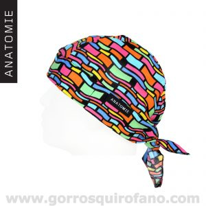 ANATOMIE Bandanas Divertidas Abstractas Coloridas BANDANA 018