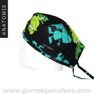 Gorros Quirofano ANATOMIE Monstruos divertidos ANA049