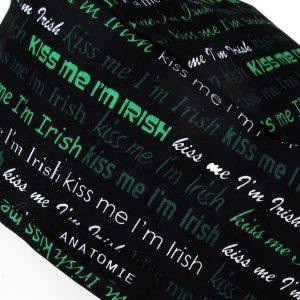 Gorros de Quirofano ANATOMIE negro Kiss Me Irish - ANA051