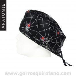 Gorros Quirofano Tela Hombre ANATOMIE ANA056