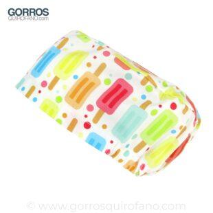 Gorro Cirujana Divertido Helados Colores - 362