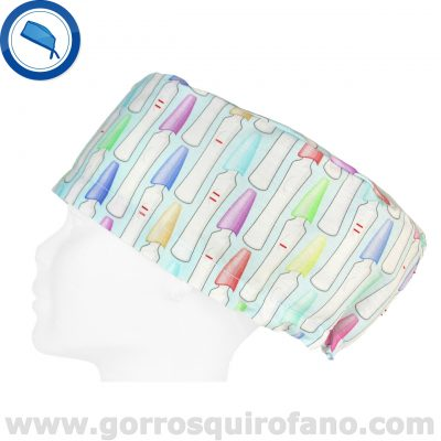 Gorro Medicina Divertido Predictor Colores - 358