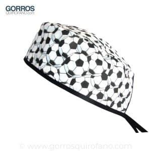 Gorro de Medico Balones Futbol - 828