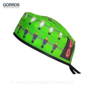 Gorros Cirugía Futbolin Madrid Barça - 831