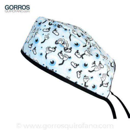 Gorros Oftalmologos Ojos Divertidos - 826