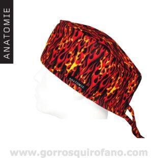 Gorros Quirofano ANATOMIE Llamas ANA060