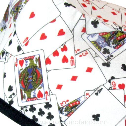Gorros Cirugía Cartas Poker Blackjack - 839