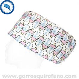 Gorros Quirofano Biberones Bebes Matronas - 369
