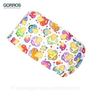 Gorros Quirofano Chupetes Bebes Matronas - 368