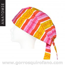 Gorros quirofano ANATOMIE 023 Superlazo Colores