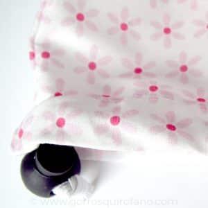 Gorros quirofano mujer Flores Rosas 371a