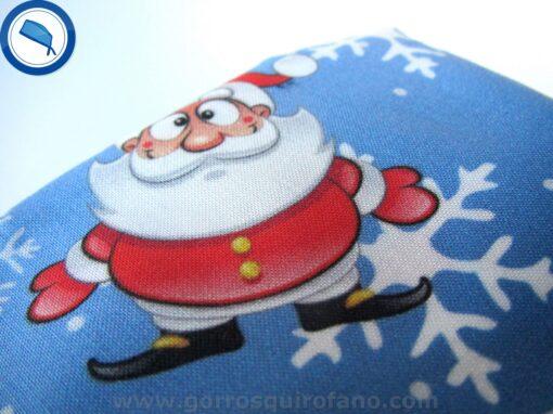 Gorros Cirugia Papa Noel Santa Claus Reno Duende Navidad - 849