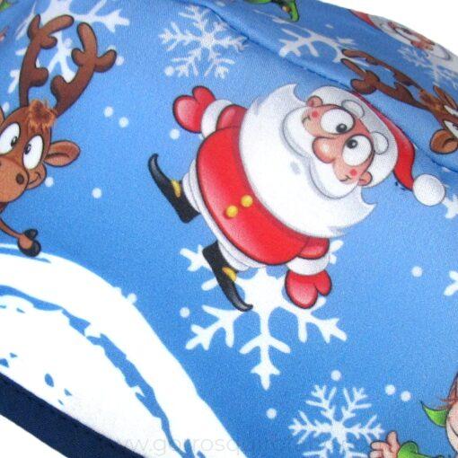 Gorros quirófano Papa Noel Santa Claus Reno Duende Navidad - 849