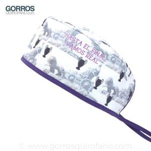 Gorros Quirofano Hala Madrid Vamos Real - 850
