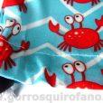 Gorros Cirugía Playa Cangrejos Divertidos - 379a