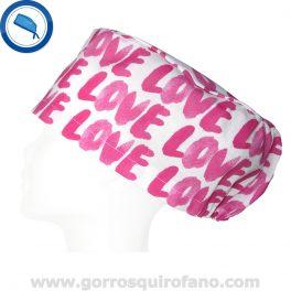 Gorros quirofano 390 Love Love Love
