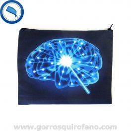 Bolsa de quirófano Cerebros Neón - BOLSA008