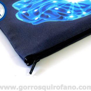 Bolsa de quirófano Cerebros Neón - BOLSA008a