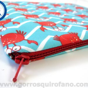 Bolsa de quirófano cangrejos playa chevron - BOLSA010a