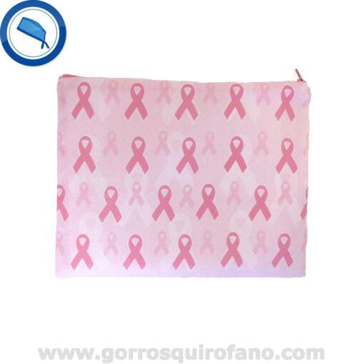 Bolsa de quirófano lazo contra el cáncer - BOLSA012