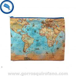 Bolsa de quirófano mapa mundi - BOLSA014