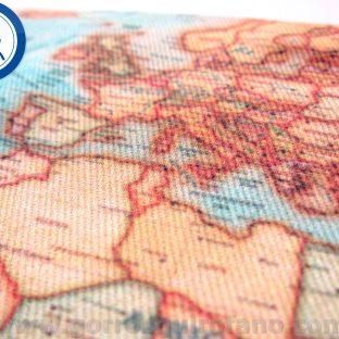 Bolsa de quirófano mapa mundi - BOLSA014a