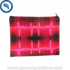 Bolsas de quirófano Electrocardiograma Negro Fuxhsia Neón - BOLSA016