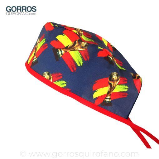 Gorros Quirofano España Mundial - 862