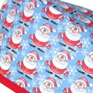 Gorros Quirofano Hombre Papa Noel Mini Azul - 872 ampliado