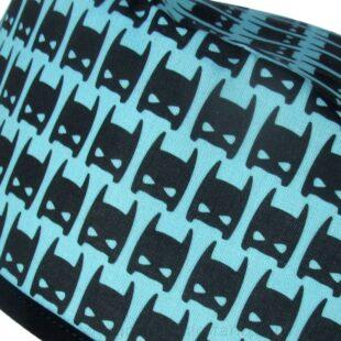 Gorro Quirófano Azul Máscara Batman ampliación - 875a