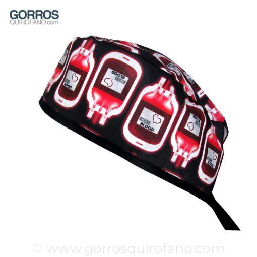 Gorros Quirófano Bolsas Sangre - 881