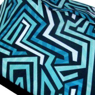 Gorros Quirofano Formas Abstractas de Colores ampliación - 880a