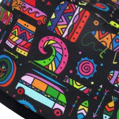 Gorros Quirofano Surf Colorido ampliación - 882a