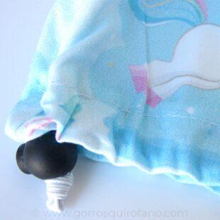 Gorros Quirofano Unicornios Arco Iris - 424a