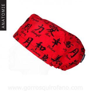 Gorros Quirofano ANATOMIE Letras Chinas - 1132