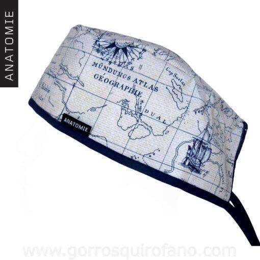 Gorros Quirofano ANATOMIE Navegación - 0122