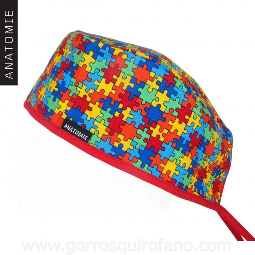 Gorros Quirofano ANATOMIE Puzzles - 0107