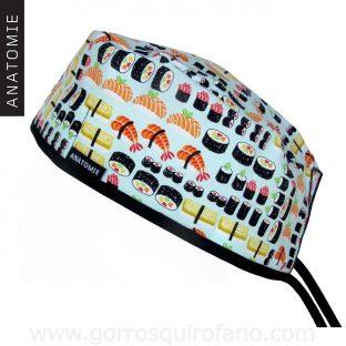 Gorros Quirofano ANATOMIE Sushi - 0102