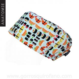 Gorros Quirofano ANATOMIE Sushi - 1128