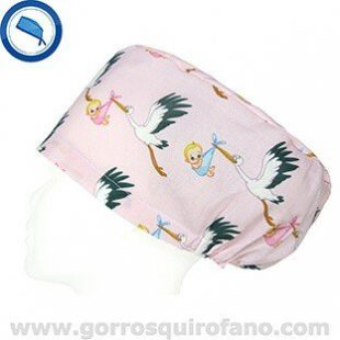 Gorros Quirófano Mujer