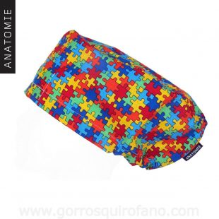 Gorros Quirofano ANATOMIE Puzzle - 1120