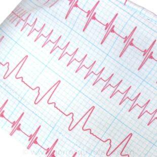 Ampliacion Gorros Quirofano Electrocardiogramas ECG 451