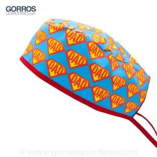Gorros Quirofano Superdad - 906